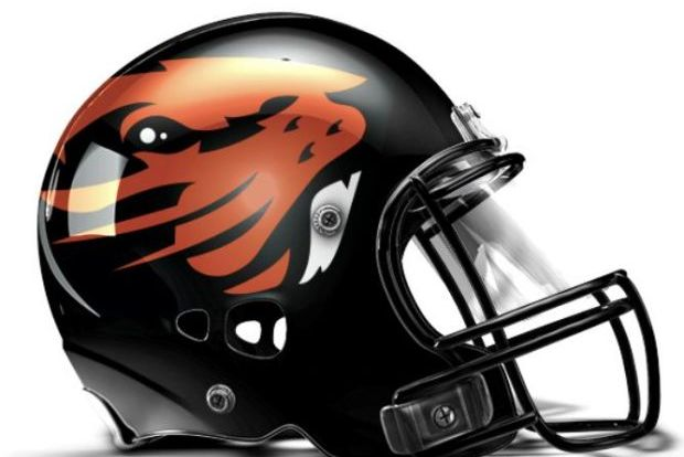 PHOTO: New Oregon State Football Helmet Leaked Online?