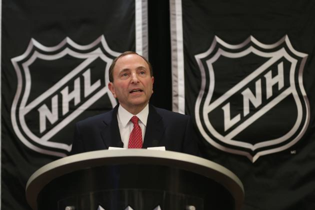 NHL Realignment 2013: Complete Breakdown of the Latest 4-Conference Format