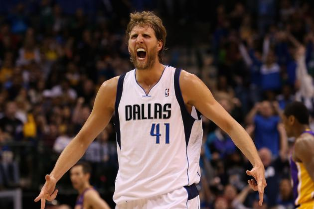 Dirk: No Doubt I'll Be with Mavs Thru 2015-16