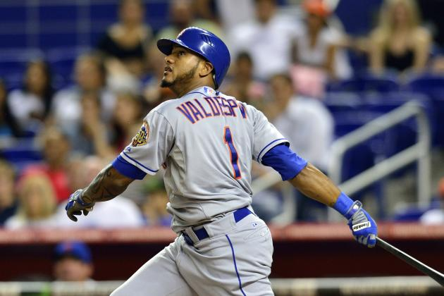 Valdespin's Homer Sets Mets' Offensive Tone
