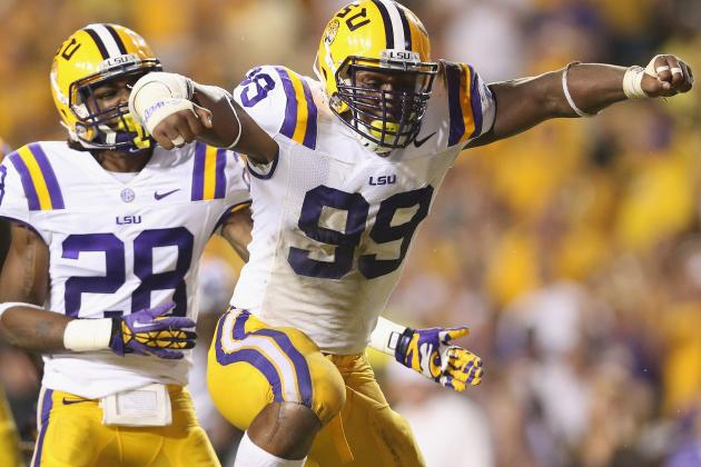 Former LSU Stars Bet Big Money and a Car Wash on Who Gets Drafted First
