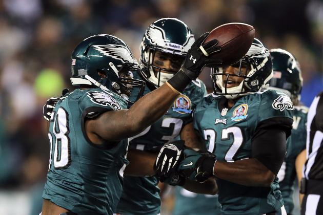 Secondary Lift a Primary Task for Philadelphia Eagles