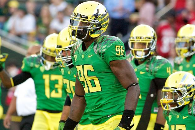 Saints Could Covet College Defensive Ends Making Switch to Outside Linebacker