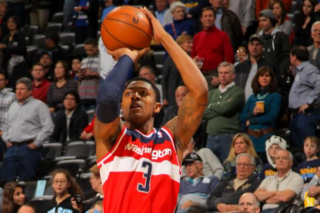 Teething Process Continues for Bradley Beal, but He's Confident