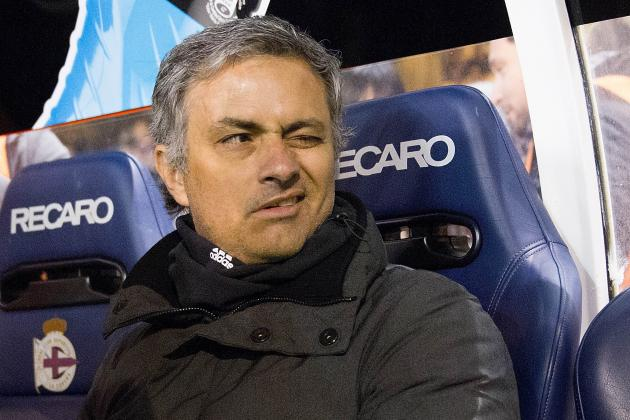 'Barca Should Talk About Football, Not Referees': Mourinho