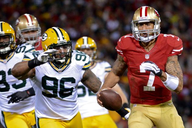 Kaepernick Forces Packers to Go Back to School
