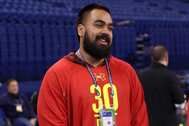 Lotulelei out of NFL Combine, Could Just Be Dehydration
