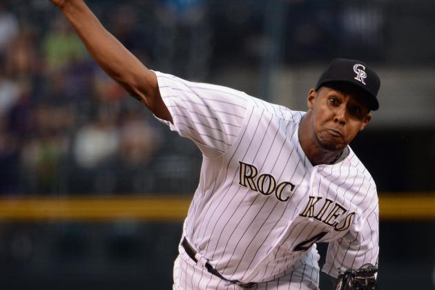 Next Chapter in Rockies' Juan Nicasio Story Needs Better Pitching Performance