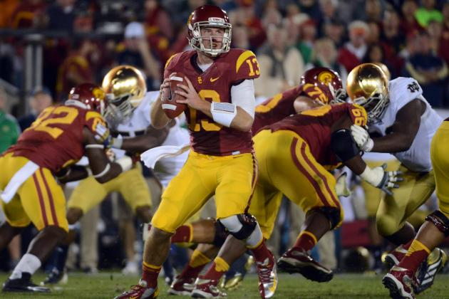 Breaking Down the Max Browne vs. Max Wittek vs. Cody Kessler USC QB Battle