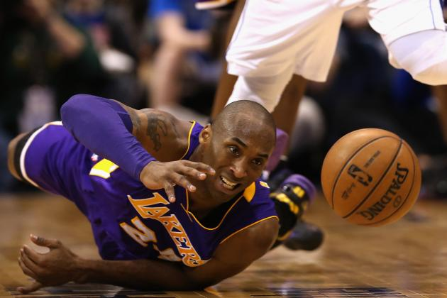 Ranking Kobe Bryant's Most Provocative Tweets of the 2012-13 NBA Season