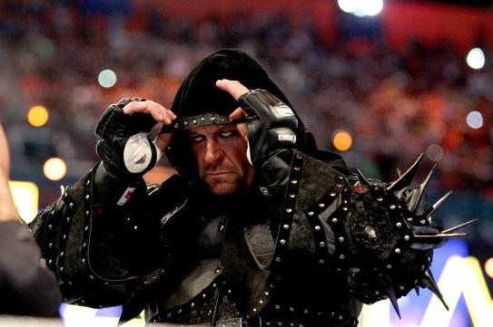 The Undertaker's Back to Play in His Yard on the Road to WrestleMania 29
