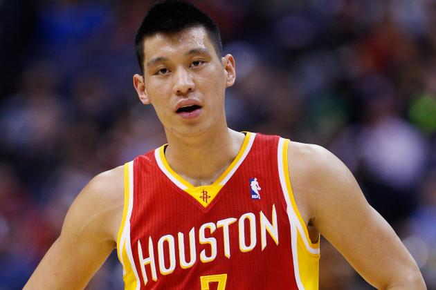 Jeremy Lin Struggling After Trades Shake Up Houston Rockets Roster