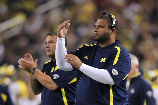Michigan D-Line Coach Reportedly Headed to Oklahoma