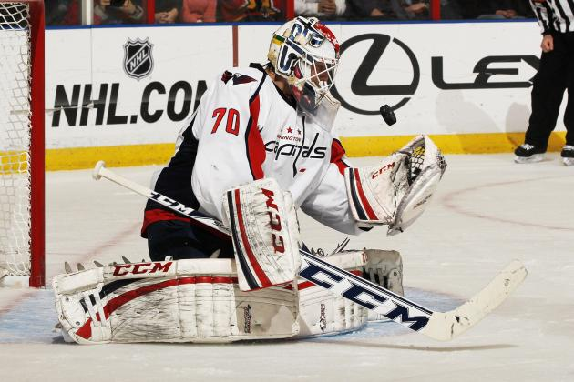 Caps Sign Holtby, Erskine to 2-Year Extensions