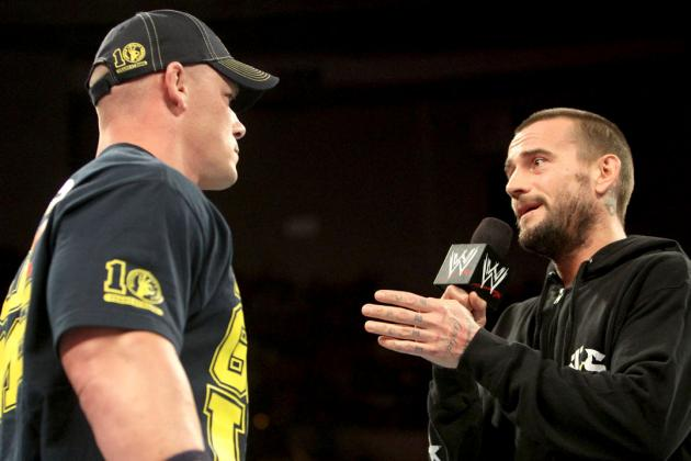 Why CM Punk vs. John Cena Will Always Be a Top Draw