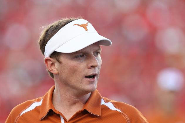 Texas Plans for Turbo-Charged Offense Under Major Applewhite