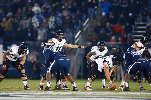 New TV Deal Won't Save Big East Football