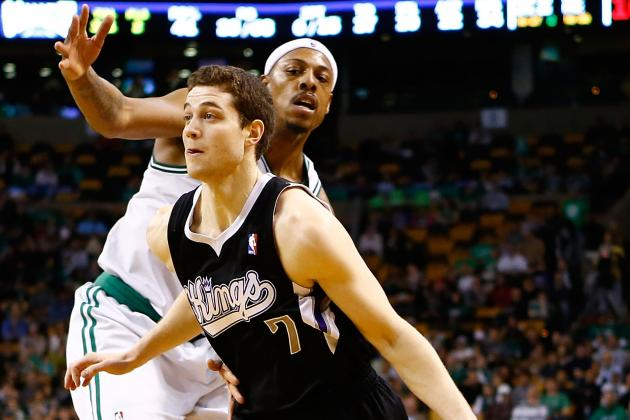 Jimmer Fredette Eyes Improvement to Vocal Part of His Game