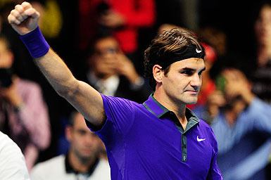 ATP Dubai Tennis Championships: Roger Federer Survives Scare in First Round