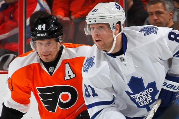 Game 21: Flyers-Maple Leafs GAMEDAY