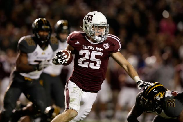 A&M's Swope Hopes He's on Texans' Radar