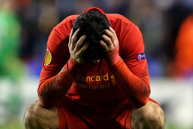 UEFA: No Case for Luis Suarez over Zenit Incident