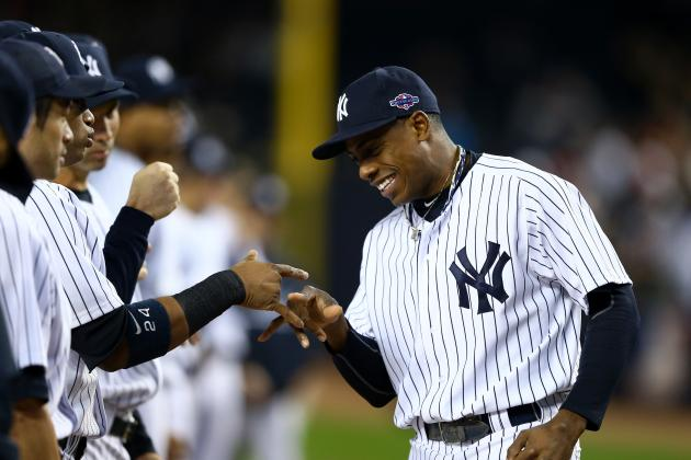 Yankees Equipped to Handle Curtis Granderson's Injury