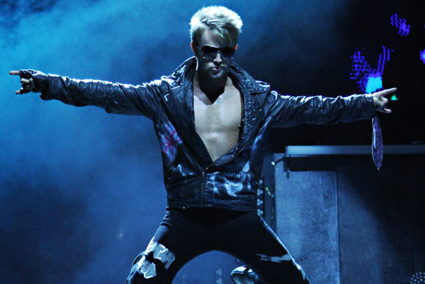 TNA Wrestling: Rockstar Spud Is Bringing the Show to Impact Wrestling