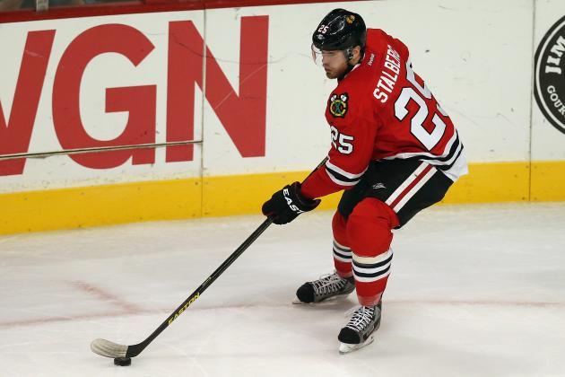 Free Agent-to-Be Stalberg Focused on Here, Now