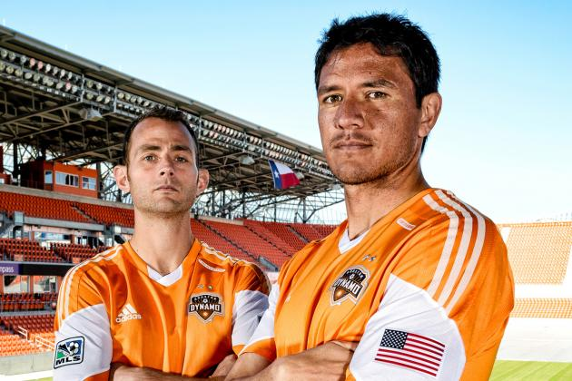 Dynamo Launch 2013-14 Home and Away Kits