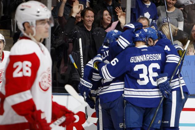 Leafs-Red Wings Rivalry Could Be Reborn