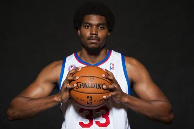 Sixers Can't Afford Not to Keep Andrew Bynum