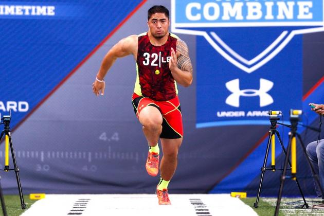 Live: NFL Scouting Combine Day 5