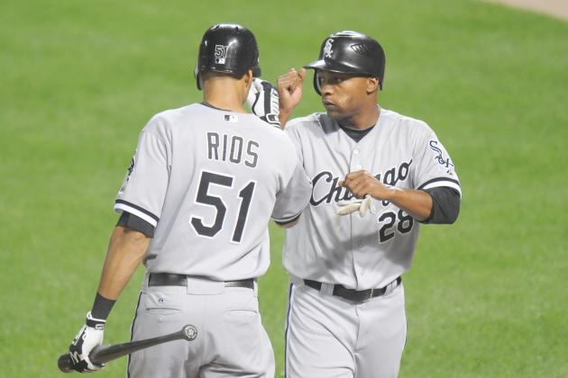 Chicago White Sox Spring Training Report:  Outfield