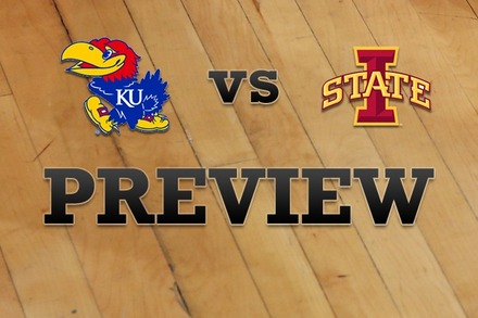Kansas vs. Iowa State: Full Game Preview