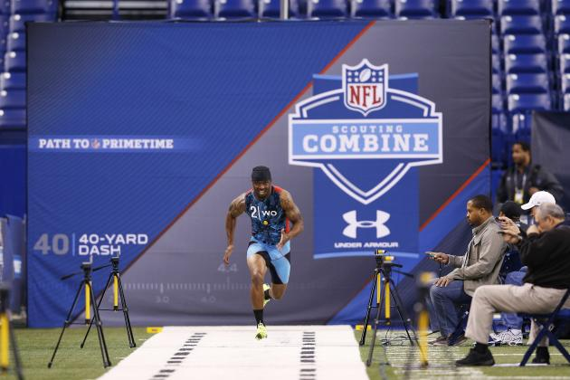 How Are 40-Yard Dash Times Recorded?