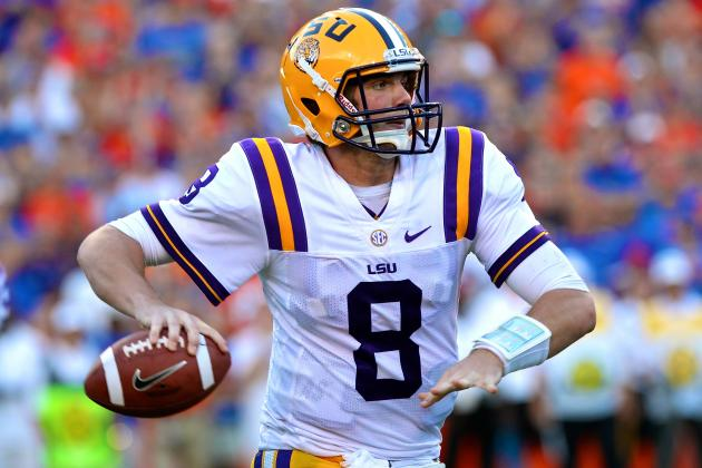 LSU Football: Why Zach Mettenberger Has the Most to Prove in Spring Practice