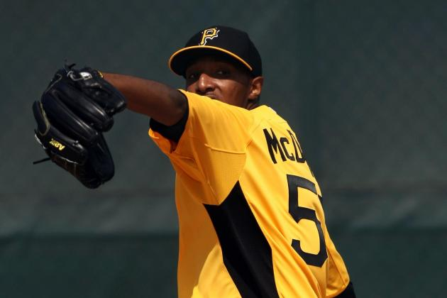 Pirates, McDonald in Search of J-Mac the Good