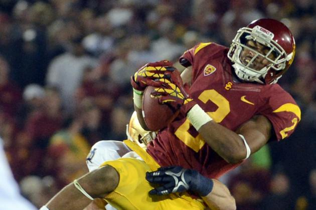 Pac-12 Players Who Impressed at the 2013 NFL Scouting Combine