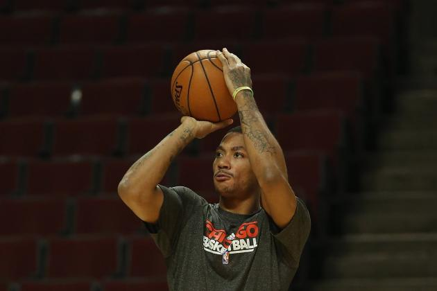 Derrick Rose: Why the Former MVP Should Miss the Rest of the Season