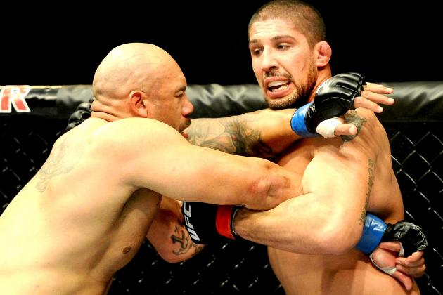 Brendan Schaub and Matt Grice: A Tale of Two Very Different Job Saving Efforts