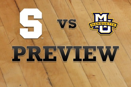 Syracuse vs. Marquette: Full Game Preview
