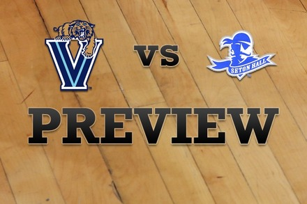 Villanova vs. Seton Hall: Full Game Preview