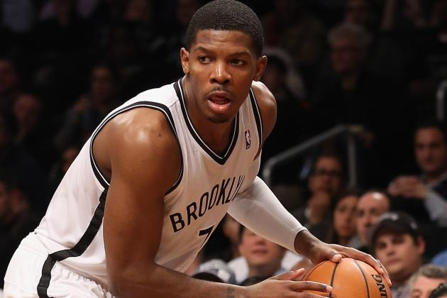 Joe Johnson Questionable for Tuesday