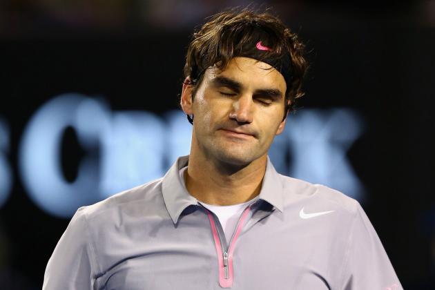 Federer Advances to 2nd Round in Dubai