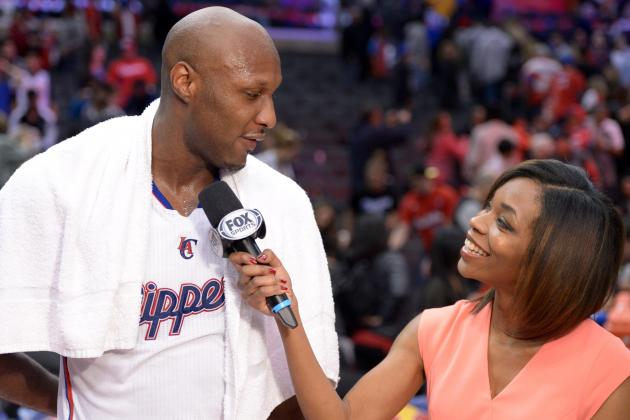Lamar Odom Must Produce More Consistently for Clippers to Win a Title