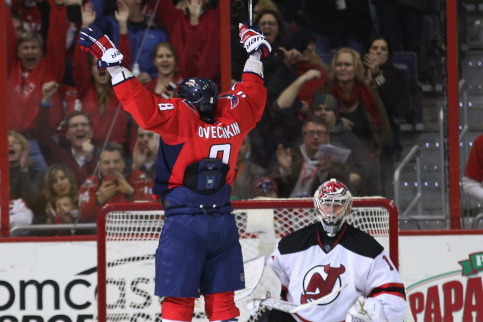 Oates Saw Alex Ovechkin's Breakout Performance Coming