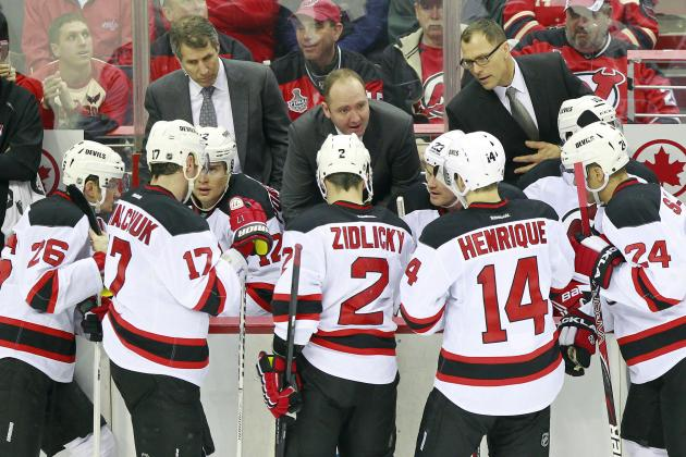 Devils Among NHL Teams Having Trouble Giving Players Days Completely Off