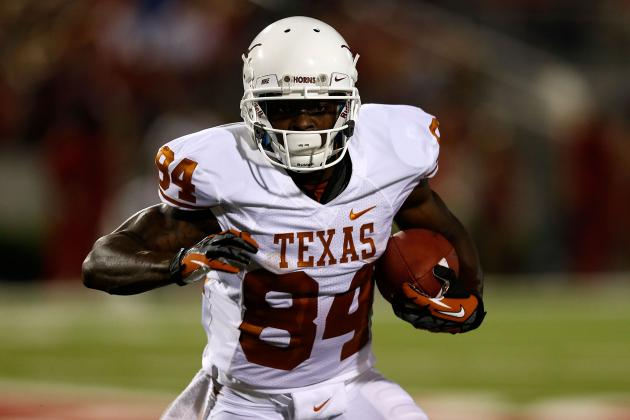 Big 12 Players Who Impressed at the 2013 NFL Scouting Combine