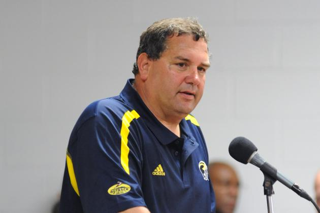 Michigan Lands 4th Commit for 2014 in Offensive Tackle Mason Cole